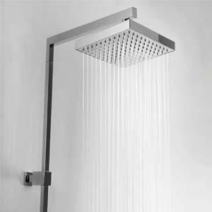 John's Plumbing shower